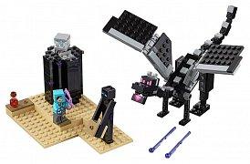 LEGO® Minecraft™ - The End Battle