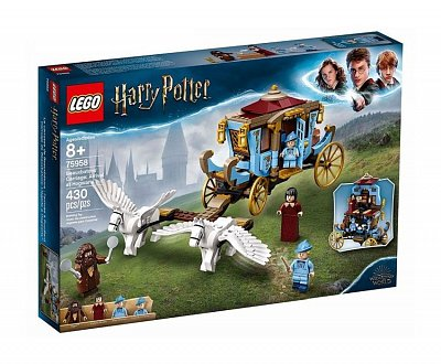 LEGO® Harry Potter™ - Beauxbatons\' Carriage: Arrival at Hogwarts™ --- DAMAGED PACKAGING