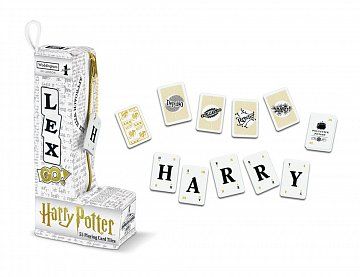 LEX GO! Word Fun Game Harry Potter *English Version* - 2