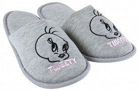 Looney Tunes Slippers Tweety