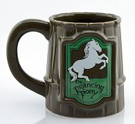 Lord of the Rings 3D Mug The Prancing Pony
