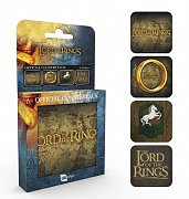 Lord of the Rings Coaster 4-pack Mix