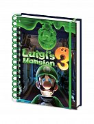 Luigi\'s Mansion 3 Wiro Notebook A5 Gooigi