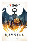 Magic the Gathering Book Ravnica by Greg Weisman *English Version*