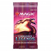 Magic the Gathering Commander Légendes Collector Booster Display (12) french
