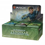 Magic the Gathering El resurgir de Zendikar Draft Booster Display (36) spanish