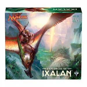 Magic the Gathering Explorers of Ixalan english - 1