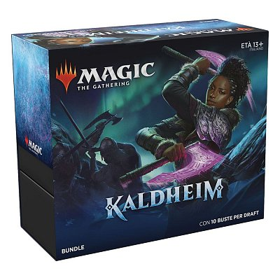 Magic the Gathering Kaldheim Bundle italian