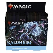 Magic the Gathering Kaldheim Collector Booster Display (12) italian