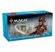 Magic the Gathering La lealtad de Rávnica Deck Builder´s Toolkit spanish