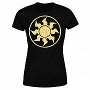 Magic the Gathering Ladies T-Shirt Mana White