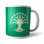 Magic the Gathering Mug Selesnya