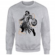 Magic the Gathering Sweatshirt Gideon Character Art