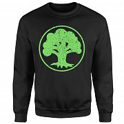 Magic the Gathering Sweatshirt Mana Green