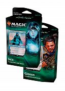 Magic the Gathering War of the Spark Planeswalker Decks Display (6) english