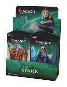 Magic the Gathering War of the Spark Theme Booster Display (10) english
