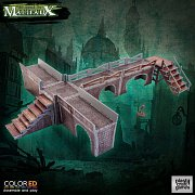 Malifaux ColorED Miniature Gaming Model Kit 32 mm Sewers Walkway Set