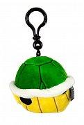 Mario Kart Mocchi-Mocchi Clip On Plush Hanger Green Shell 10 cm