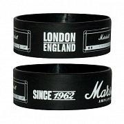 Marshall Gumový náramek AMP London