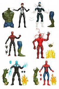 Marvel Akční figurky 2014 - 8 kusů - 1
