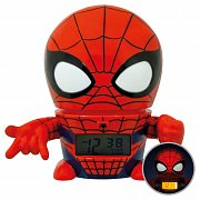 Marvel BulbBotz Alarm Clock with Light Spider-Man 14 cm