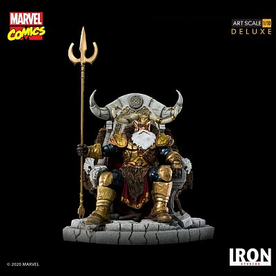 Marvel Comics BDS Art Scale Statue 1/10 Odin 31 cm
