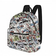 Marvel Comics Casual Fashion Backpack Vintage 22 x 23 x 11 cm