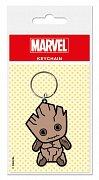 Marvel Comics Gumová klíčenka Groot