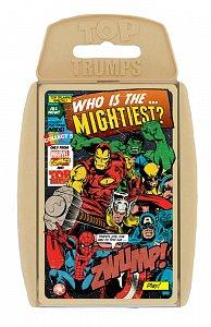 Marvel Comics Karetní hra Top Trumps *Německá verze* - 1