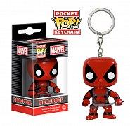Marvel Comics Klíčenka Deadpool
