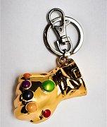 Marvel Comics Kovová klíčenka - Infinity Gauntlet