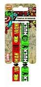 Marvel Comics Pásky na ruku Iron Man a Hulk