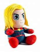 Marvel Comics Phunny Plush Figure Captain Marvel 15 cm