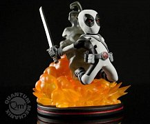 Marvel Comics Q-Fig Figure Deadpool X-Force Variant LC Exclusive 15 cm