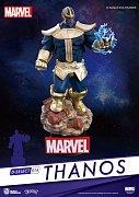 Marvel D-Select PVC Diorama Thanos 15 cm