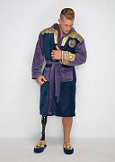 Marvel Fleece Bathrobe Thanos