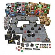 Marvel HeroClix Board Game Strike Teams *English Version* --- DAMAGED PACKAGING