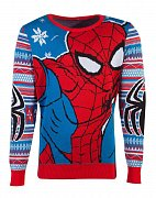 Marvel Knitted Christmas Sweater Spider-Man