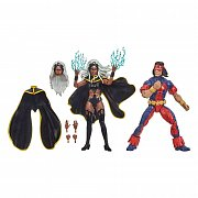 Marvel Legends Action Figure 2-Pack Storm & Marvel\'s Thunderbird 15 cm