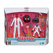 Marvel Legends Series Action Figure 2-Pack Deadpool & Hit-Monkey 8-15 cm --- DAMAGED PACKAGING