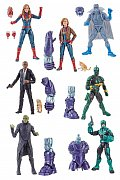 Marvel Legends Series Action Figures 15 cm Captain Marvel 2019 Wave 1 Assortment (8)