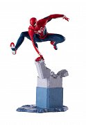Marvel\'s Spider-Man Marvel Gamerverse PVC Statue 1/12 Spider-Man 17 cm --- DAMAGED PACKAGING
