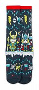 Marvel Socks Size 39-46 Case Thor Ugly Christmas Sweater Exclusive (5)
