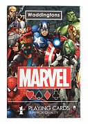Marvel Universe Waddingtons Playing Cards Display (12)