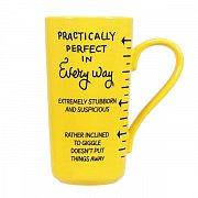 Mary Poppins Latte-Macchiato Mug Practically Perfect