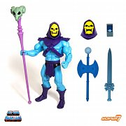 Masters of the Universe Classics Action Figure Club Grayskull Ultimates Skeletor 18 cm --- DAMAGED PACKAGING