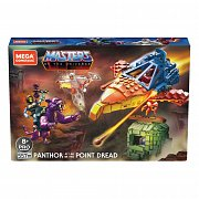 Masters of the Universe Mega Construx Probuilders Construction Set Panthor at Point Dread