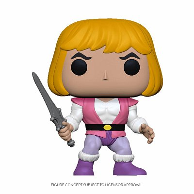 Masters of the Universe POP! Animation Vinyl Figure Prince Adam 9 cm