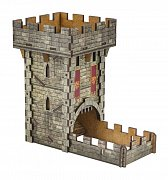 Medieval Dice Tower Color