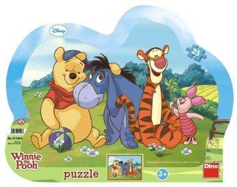 Medvídek Pú a kamarádi - 1
